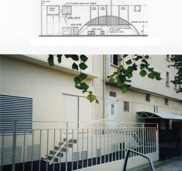 Remise aux normes des ventilations et modification de façades