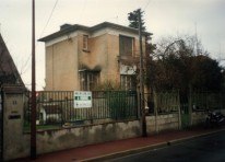Maison existante avant travaux