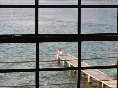 Résidence sur l'îlet Pelé février 2005