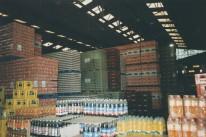 L'entrepôt existant