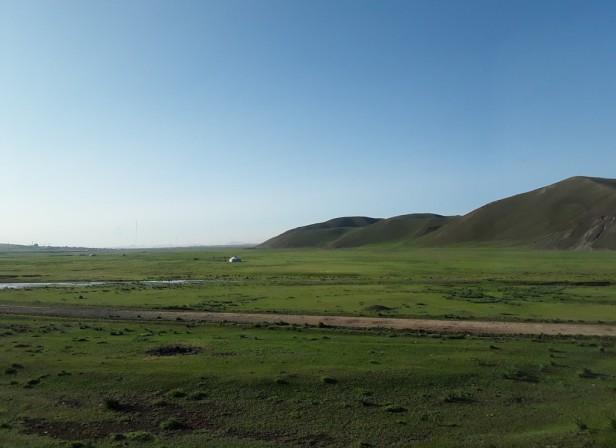 D'Irkoutsk à Beijing